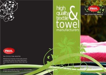 Download - Paul Textiles