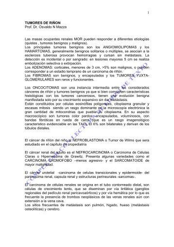 TUMOR RENAL.pdf - FMV