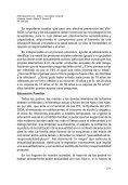 sida y valores vitales - Portal de Revistas Electrónicas-Universidad ... - Page 7