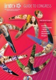 Congress 2012 - INTO