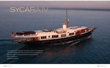 Sycara IV - Burger Boat