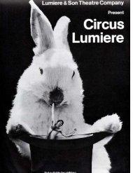 Circus Lumiere Programme - Hilary Westlake
