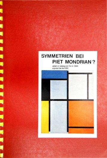 7003 symmetrien bei mondrian?.pdf - franz r. schmid
