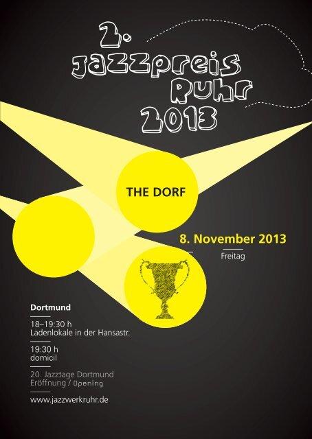 Jazzpreis Ruhr 2013 2. - Jazzplayseurope