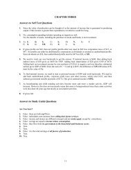 View Chapter 3 Answer Key - McGraw-Hill Ryerson