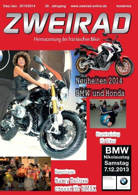 Neuheiten 2014 BMW und Honda - ZWEIRAD-online