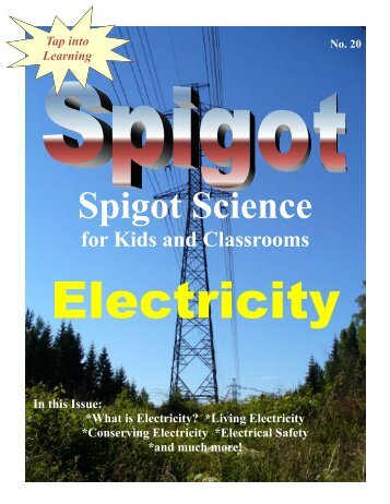 Electricity - Spigot Science