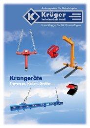 Greifer - rund um die Verladetechnik von der Krüger GmbH in Bremen