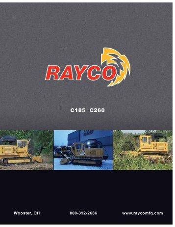 C185 C260 - KMH Systems, Inc.