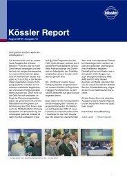 Kössler Report