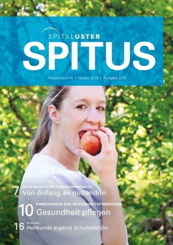 Spitus September 2013 - Spital Uster