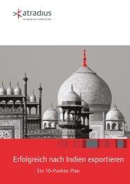 Erfolgreich nach Indien exportieren - Atradius Collections