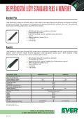 Popis výrobku – produktový list - Ever - Page 2