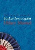 Hilary Mantel, die viel Gepriesene, hat ein Reich der Literatur ... - Seite 5