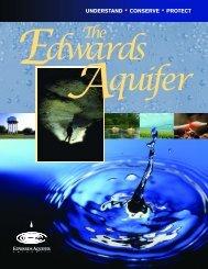 Chapter 3: THE EDWARDS AQUIFER