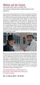 Psychoanalyse + Film - Lehrinstitut für Psychoanalyse und ... - Seite 6