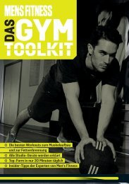 TOOLKIT - Men's Fitness
