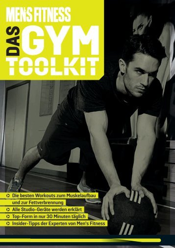 TOOLKIT - Men's Fitness