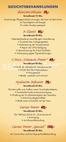 BeautyVita Preisliste - Dorint · Hotel & Sportresort · Arnsberg ... - Seite 2