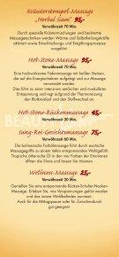 BeautyVita Preisliste - Dorint · Hotel & Sportresort · Arnsberg ... - Seite 4