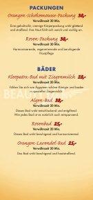 BeautyVita Preisliste - Dorint · Hotel & Sportresort · Arnsberg ... - Seite 7
