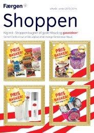 Shoppen katalog - Færgen