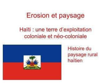 Paysage Haiti