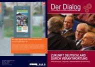 Zukunft DeutschLanD Durch verantwortung klima & energie - BI:VENT