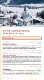 Advent- Programm - Advent in Tirol - Seite 4