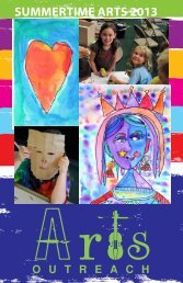 summertime_arts_files/Summertime Arts 2013 ... - Arts Outreach