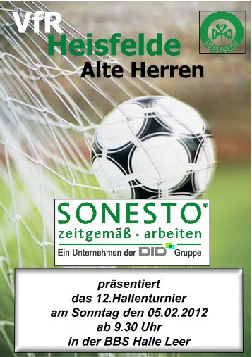 Sauerlandtour - VfR Heisfelde Alte Herren