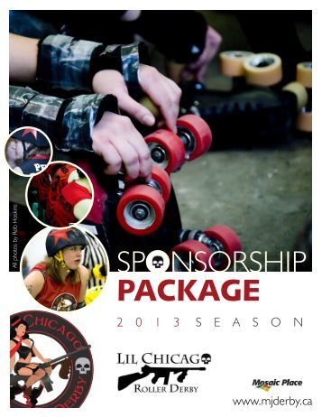 LCRD SPONSORSHIP PACKAGE - Lil Chicago Roller Derby
