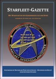 Starfleet-Gazette, Ausgabe 005 - Starfleet Online Blog