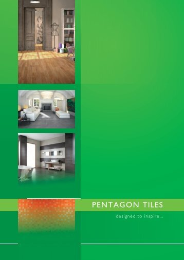 Tile range - Pentagon Tiles