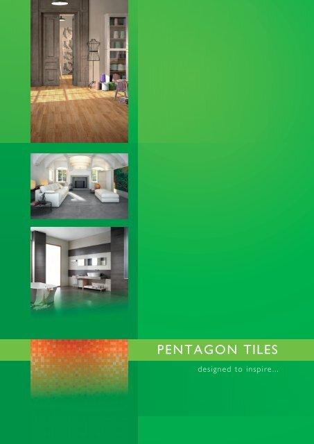 Tile range - Pentagon Tiles