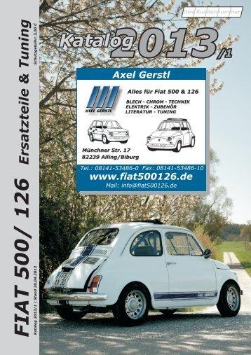 Türen Fiat 126 - Axel Gerstl