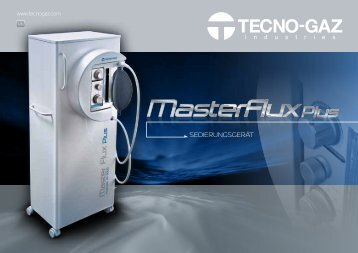 Master Flux brochüre - Implant Expo