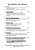 Saucen - Restaurant Santorini - Seite 3