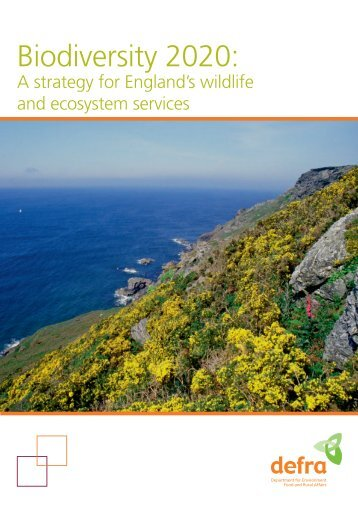Biodiversity 2020: A strategy for England's wildlife and ... - Gov.uk