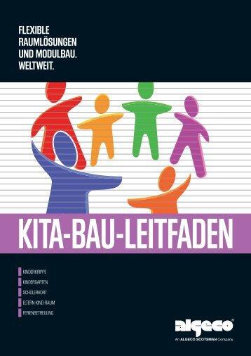 KITA-Bau-Leitfaden - Algeco