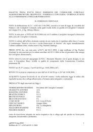 radF0F54.tmp.DOC Delibera di C.C. n.182 del ... - Comune di Jesi