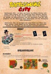 1 inhalt SPIELAUFSTELLUNG - Editions de la Haute Roche