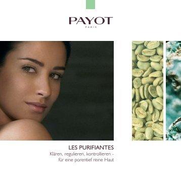 Broschüre Purifiantes - bei Payot!