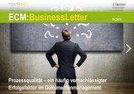 ECM:BusinessLetter - Digital Intelligence Institute