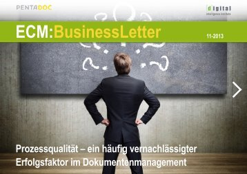 ECM:BusinessLetter - Digital Intelligence Institute