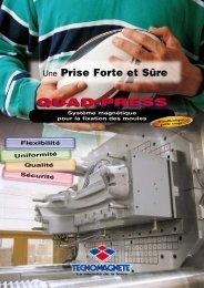 Télécharger catalogue Quad-Press - Tecnomagnete S.p.A.