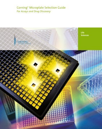 Corning® Microplate Selection Guide - Zenon Bio Kft.