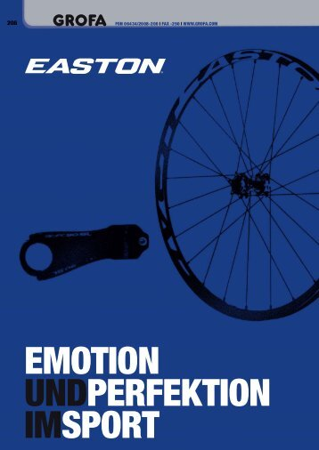 Easton-Laufraeder-2012 - La Bici