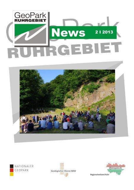 Newsletter 2/2013 - Geopark Ruhrgebiet - Metropole Ruhr