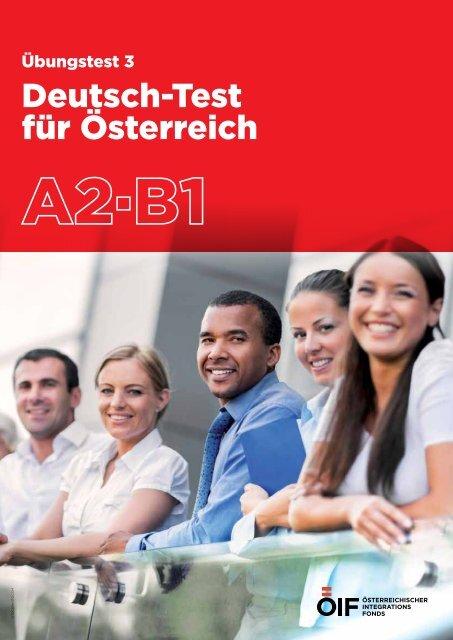 Deutsch-Test für Österreich - Mein Sprachportal